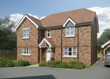 Thumbnail 4 bed detached house for sale in Church Road, Warsash, Southampton