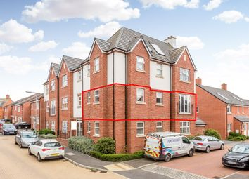 Thumbnail 2 bed flat for sale in Tyne Way, Rushden