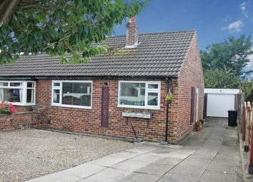 Thumbnail 2 bed semi-detached bungalow for sale in Knox Avenue, Harrogate