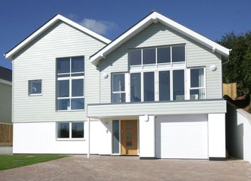 Thumbnail 4 bed detached house for sale in Picket Head Hill, Shaldon, Devon