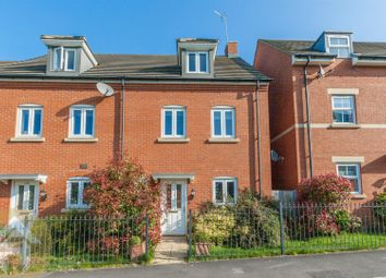 Thumbnail 3 bed property for sale in Cloatley Crescent, Royal Wootton Bassett, Swindon