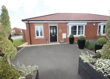 Thumbnail 2 bed bungalow for sale in Galley Hill, Guisborough