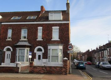 Thumbnail 4 bedroom end terrace house for sale in Lea Road, Gainsborough