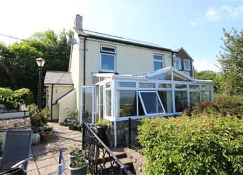 Thumbnail 3 bed detached house for sale in Rose Cottage, Penyrheol, Pontypool, Torfaen