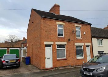 Thumbnail 3 bed end terrace house to rent in Field Lane, Burton-On-Trent, Staffordshire