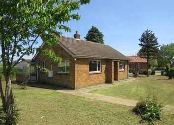Thumbnail 2 bed detached bungalow for sale in Eastville Road, Toynton All Saints, Spilsby