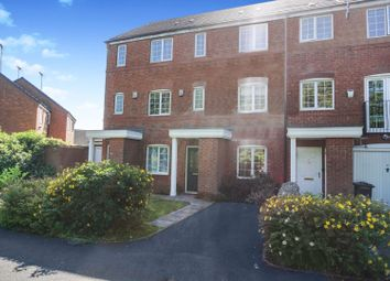 Thumbnail 4 bed terraced house for sale in Sedgebourne Way, Birmingham