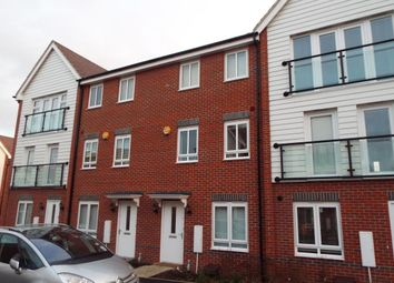 Thumbnail 4 bed detached house to rent in Chadwick Road, Langley, Slough