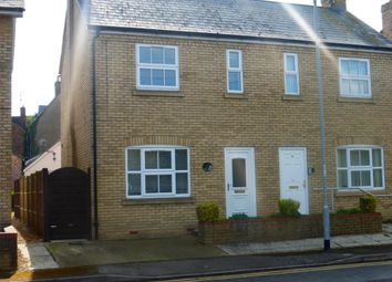Thumbnail 3 bed property to rent in Mews Close, Ramsey, Huntingdon