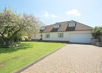 Thumbnail 5 bed detached house for sale in New Road, Rayne, Braintree