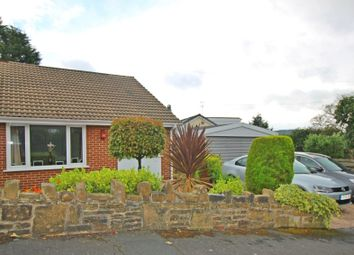 Thumbnail 2 bed detached bungalow for sale in Lower Hall Crescent, Huddersfield