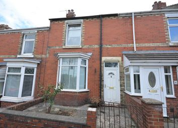Thumbnail 2 bed terraced house for sale in West View Terrace, Shildon, Bishop Auckland