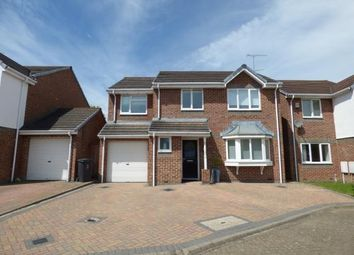 Thumbnail 4 bedroom detached house for sale in Bankfoot Close, Shaw, Swindon, Wiltshire