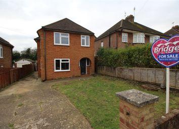 Thumbnail 3 bed detached house for sale in South Avenue, Farnham, Surrey