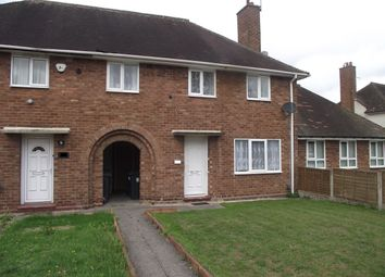 3 bed terraced house to rent in Glascote Grove, Shard End, Birmingham B34