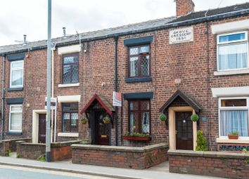 Thumbnail 2 bed terraced house for sale in The Green, Eccleston, Chorley