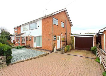 Thumbnail 3 bed semi-detached house for sale in Saintbury Road, Glenfield, Leicester