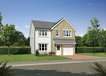"Thumbnail 4 bedroom detached house for sale in ""Carlton"" at Earl Matthew Avenue, Arbroath"