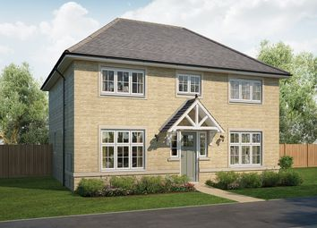 "Thumbnail 4 bed detached house for sale in ""Harrogate"" at Stoney Bank Road, Holmfirth"