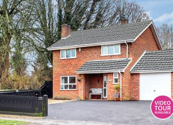 Thumbnail 4 bed detached house for sale in Church Street, Naseby, Northampton