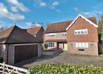 Thumbnail 5 bed detached house for sale in Mill Lane, Calcot, Reading