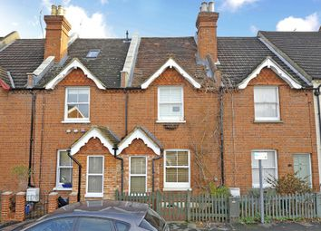 Thumbnail 3 bed terraced house to rent in Falcon Road, Guildford