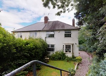 Thumbnail 3 bed semi-detached house for sale in Pantbach Road, Rhiwbina, Cardiff