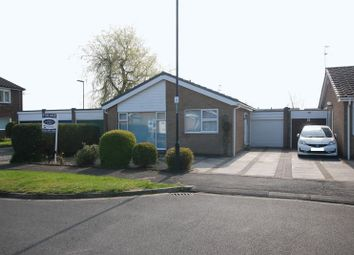 Thumbnail 2 bed detached bungalow for sale in Willow Close, Wideopen, Newcastle Upon Tyne