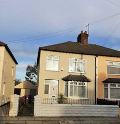 Thumbnail 3 bed semi-detached house for sale in Lynholme Road, Anfield, Liverpool