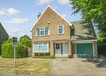 Thumbnail 4 bed detached house for sale in Beech Crescent, Darrington, Pontefract