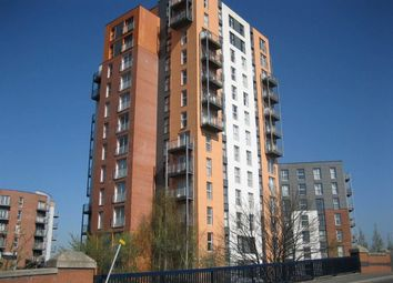 Thumbnail 2 bed flat to rent in 5 Stillwater Drive, Sport City, Manchester