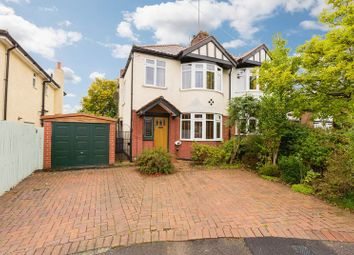 Thumbnail 3 bed semi-detached house for sale in Hargrave Road, Maidenhead