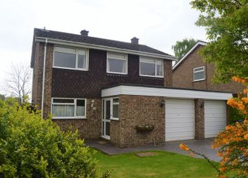 Thumbnail 4 bedroom detached house to rent in Manor Close, Great Staughton, St. Neots
