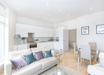 Thumbnail 2 bed flat for sale in Baybridge House, Woodlands Way, Putney
