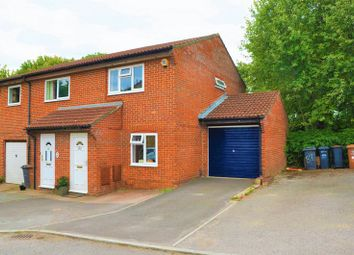 Thumbnail 2 bed semi-detached house for sale in Cusden Drive, Andover