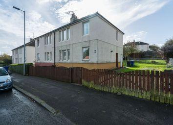 Thumbnail 1 bed flat for sale in 198 Rowan Street, Paisley