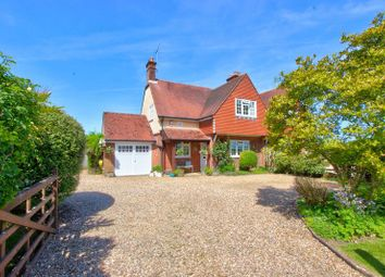 Thumbnail 3 bed semi-detached house for sale in Old Salisbury Lane, Romsey, Hampshire