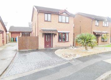Thumbnail 3 bedroom detached house for sale in Kerridge Drive, Bredbury, Stockport