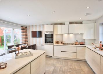 Thumbnail 5 bed detached house for sale in Plot 81, St John's, Wood Street, Chelmsford