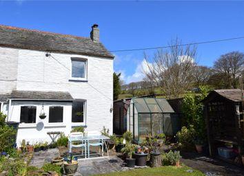 Fir Villas, Florence Hill, Callington, Cornwall PL17. 2 bed semi-detached house for sale