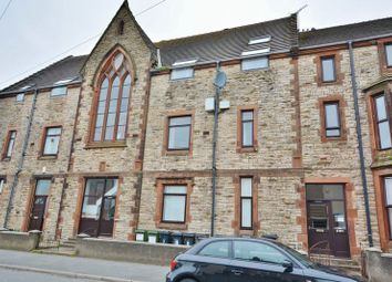 Thumbnail 1 bed flat to rent in Church Road, Harrington, Workington