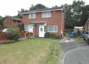 Thumbnail 2 bed semi-detached house for sale in Colwyn Close, Callands, Warrington, Cheshire