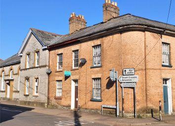 3 bed terraced house for sale in Wellbrook Street, Tiverton, Devon EX16