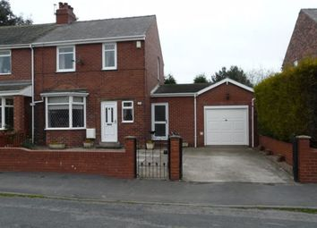 Thumbnail 3 bed semi-detached house to rent in Bird Lane, Kellington, Goole