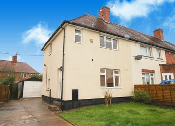 Thumbnail 3 bed semi-detached house to rent in Minver Crescent, Aspley, Nottingham