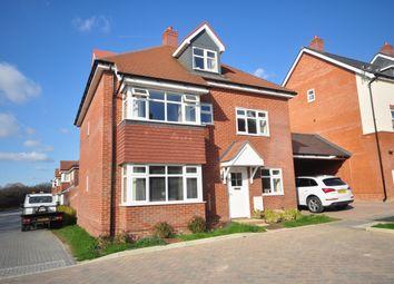 Thumbnail 5 bed detached house to rent in Ellis Road, Broadbridge Heath, Horsham