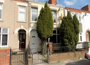 Thumbnail 3 bed terraced house to rent in Elsenham Road, Grimsby