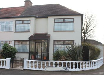 Thumbnail 4 bed end terrace house for sale in Eastbrook Avenue, London