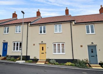 Thumbnail 3 bed terraced house for sale in Lilly Lane, Chickerell, Weymouth