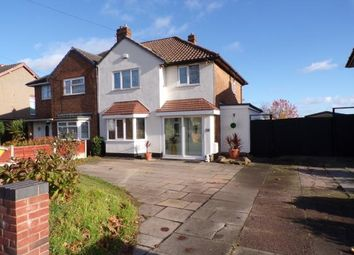 Thumbnail 3 bed semi-detached house for sale in Park Lane, Wednesbury, ., West Midlands